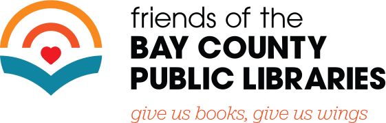 Friends of Bay County Public Libraries Logo