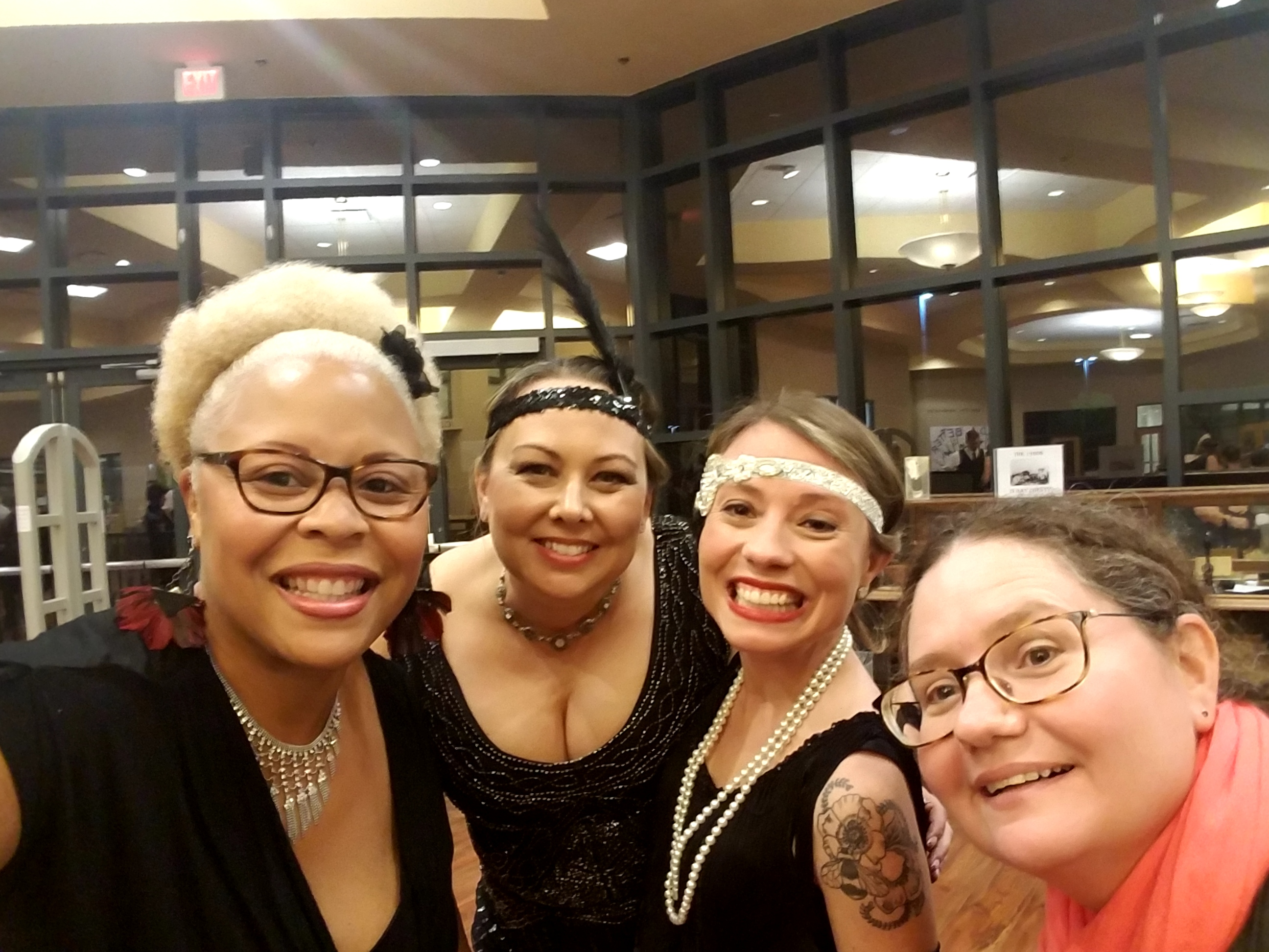 Roaring 20s at the Library